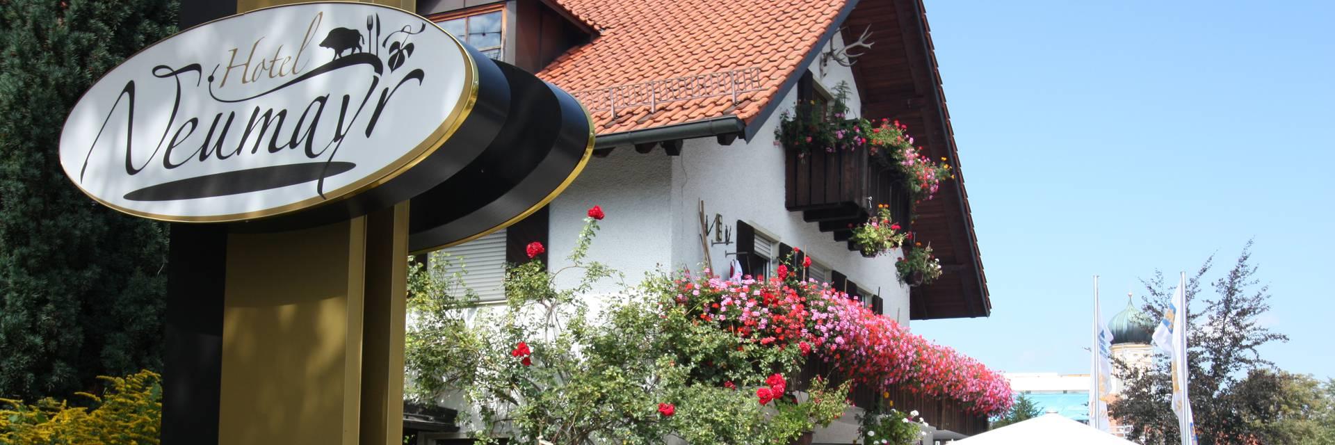 Partner Information Hotel Neumayr Munich